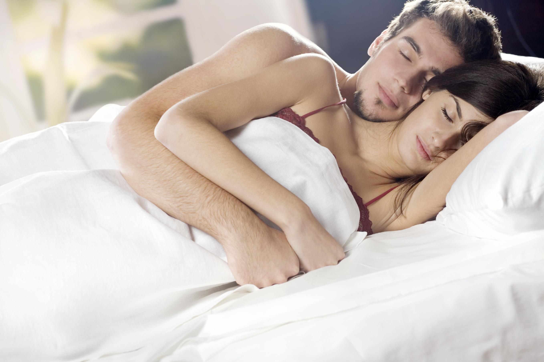 hoe verleid je een man in bed